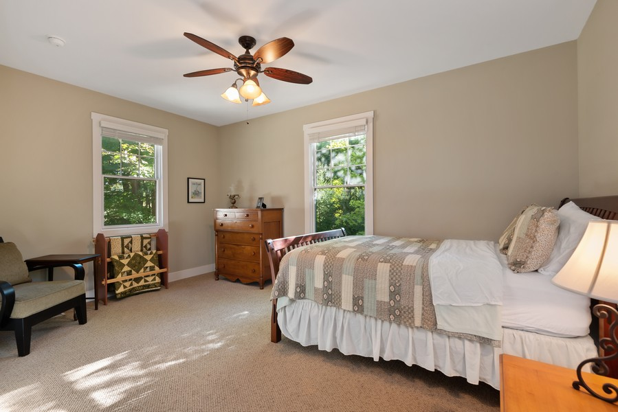 Real Estate Photography - 27 Orchard Lane, Buchanan, MI, 49107 - Bedroom 2