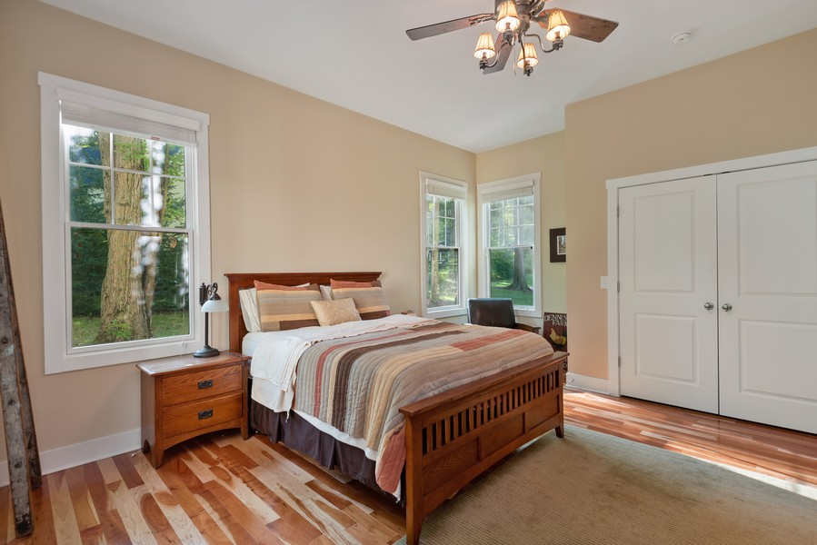 Real Estate Photography - 27 Orchard Lane, Buchanan, MI, 49107 - Master Bedroom