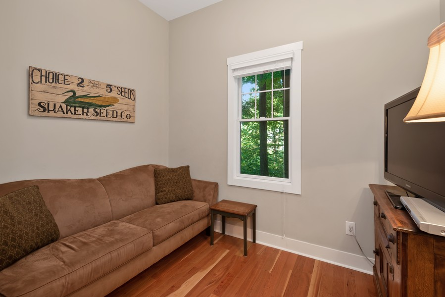 Real Estate Photography - 27 Orchard Lane, Buchanan, MI, 49107 - Den/Guest Bedroom