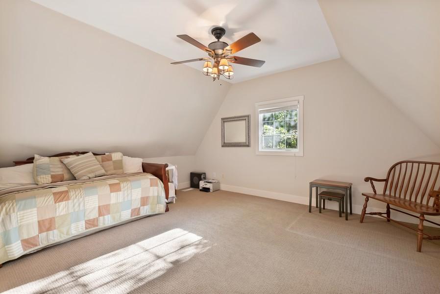 Real Estate Photography - 27 Orchard Lane, Buchanan, MI, 49107 - Loft Bedroom 4