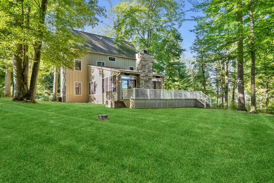 Real Estate Photography - 27 Orchard Lane, Buchanan, MI, 49107 - Rear View