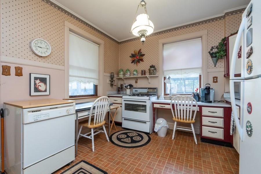 Real Estate Photography - 12631 Greenwood Avenue, Blue Island, IL, 60406 - Kitchen