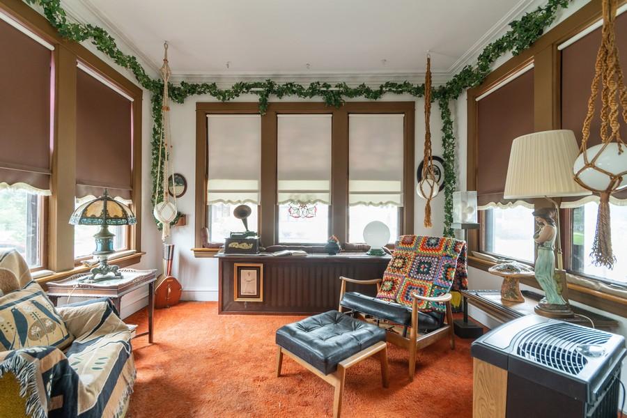 Real Estate Photography - 12631 Greenwood Avenue, Blue Island, IL, 60406 - Sun Room