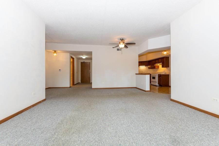 Real Estate Photography - 11035 Deblin, Unit 205, Oak Lawn, IL, 60453 - Living Room