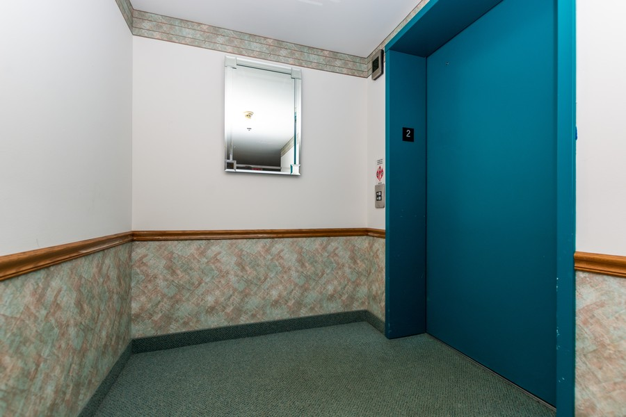 Real Estate Photography - 11035 Deblin, Unit 205, Oak Lawn, IL, 60453 - Lobby