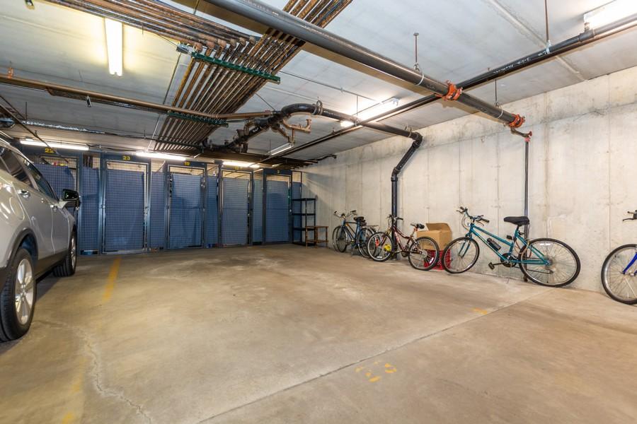 Real Estate Photography - 11035 Deblin, Unit 205, Oak Lawn, IL, 60453 - Master Bedroom Closet