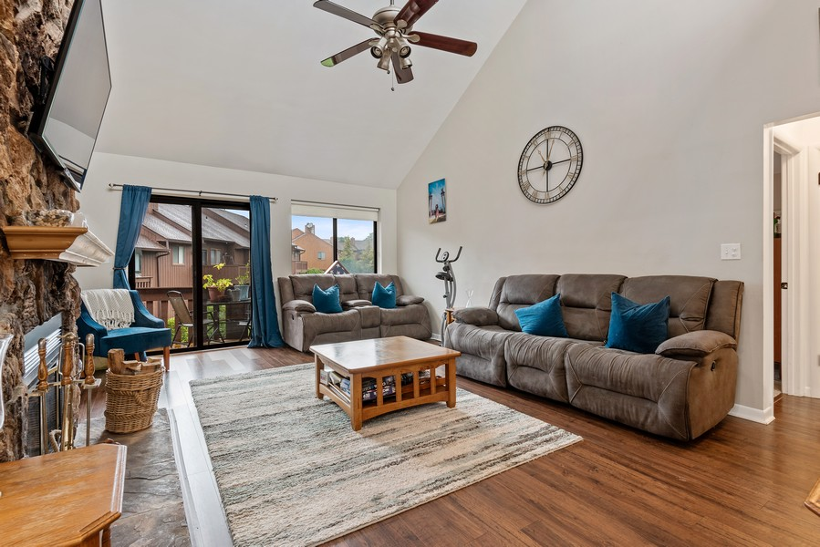 Real Estate Photography - 722 Panorama Drive, Mohegan Lake, NY, 10547 - WOOD FLOORING, CATHEDRAL CEILINGS