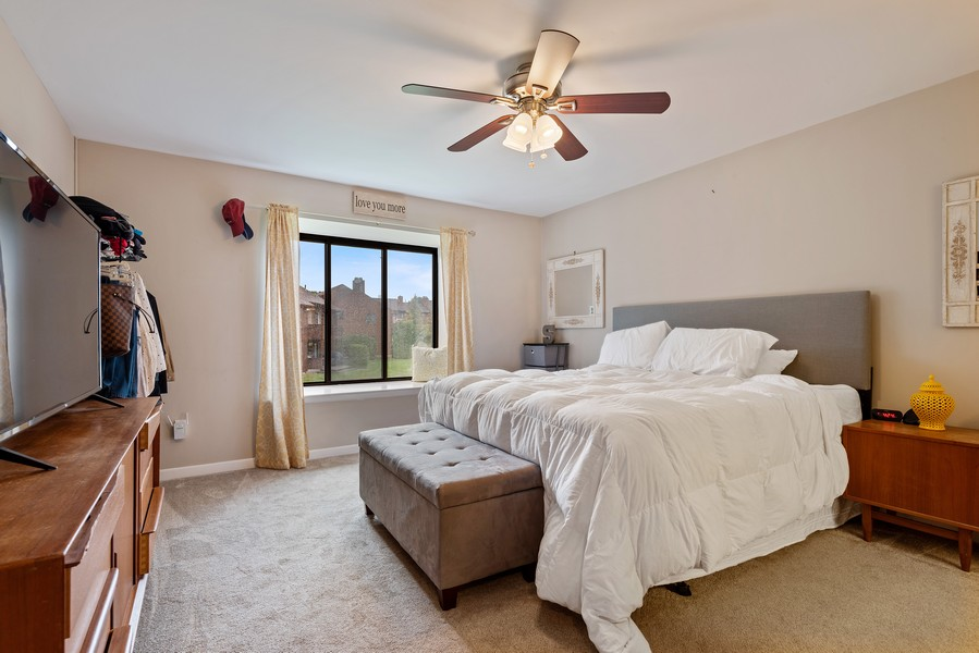 Real Estate Photography - 722 Panorama Drive, Mohegan Lake, NY, 10547 - MASTER BEDROOM  CHEERFUL AND SUNFILLED