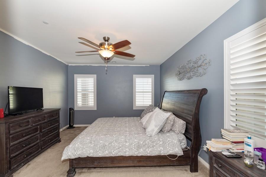Real Estate Photography - 25499 Rocking Horse Ct, Menifee, CA, 92584 - Master Bedroom
