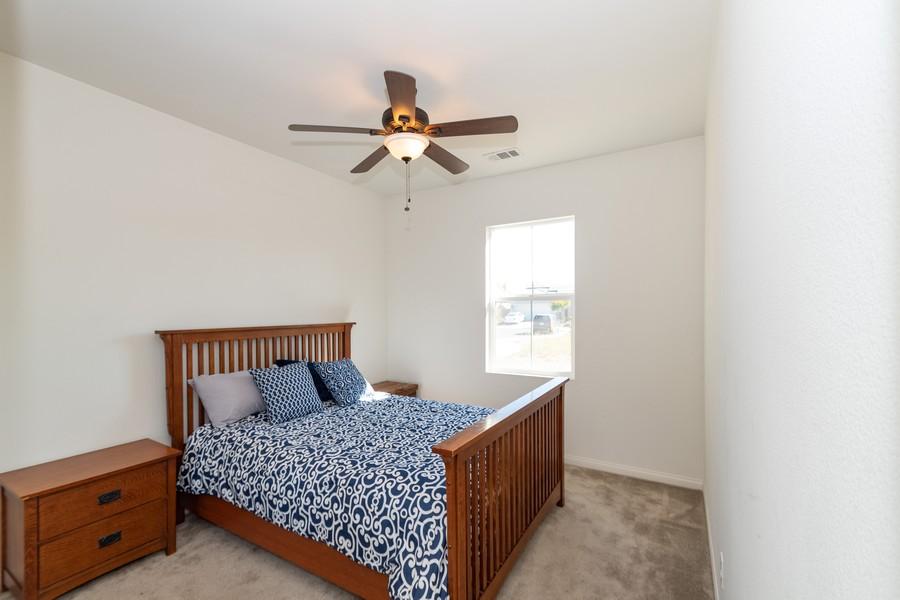 Real Estate Photography - 25499 Rocking Horse Ct, Menifee, CA, 92584 - Bedroom