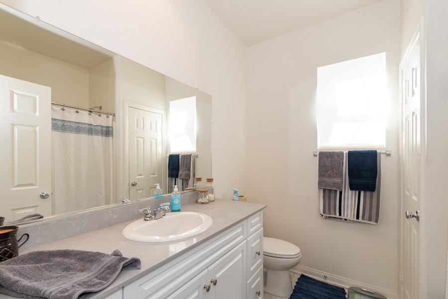 Real Estate Photography - 25499 Rocking Horse Ct, Menifee, CA, 92584 - Bathroom