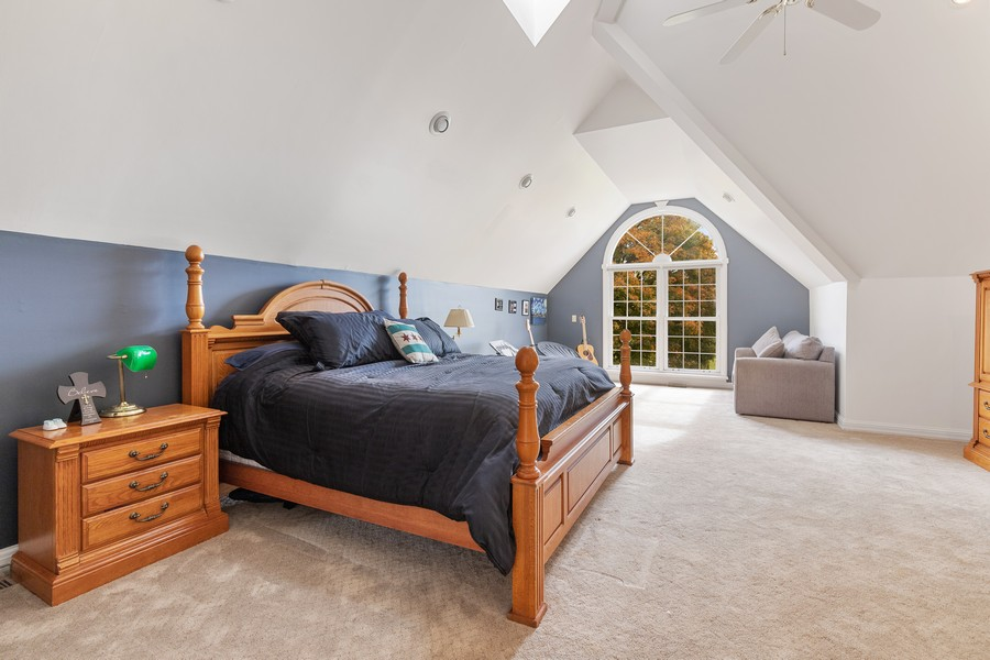 Real Estate Photography - 17199 Yearing Lane, Wadsworth, IL, 60083 - 4th Bedroom