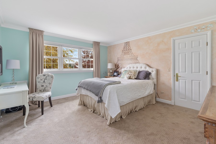 Real Estate Photography - 17199 Yearing Lane, Wadsworth, IL, 60083 - Bedroom