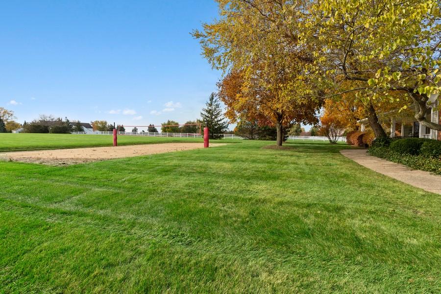 Real Estate Photography - 17199 Yearing Lane, Wadsworth, IL, 60083 - Back Yard
