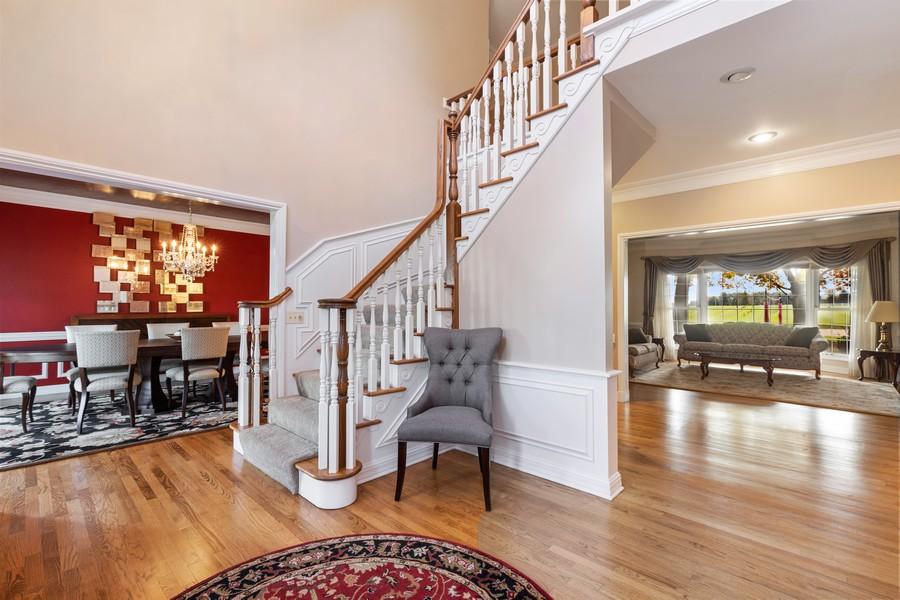Real Estate Photography - 17199 Yearing Lane, Wadsworth, IL, 60083 - Foyer