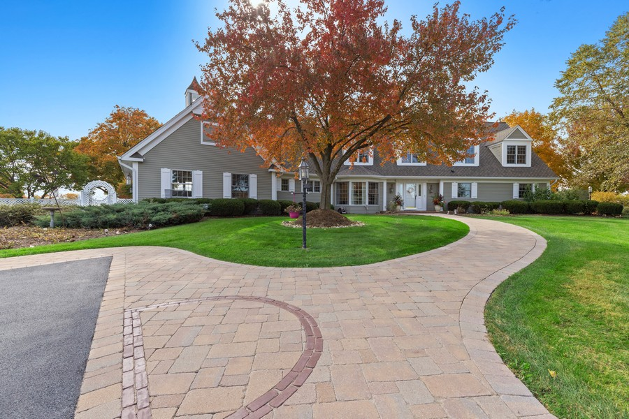 Real Estate Photography - 17199 Yearing Lane, Wadsworth, IL, 60083 - Front View