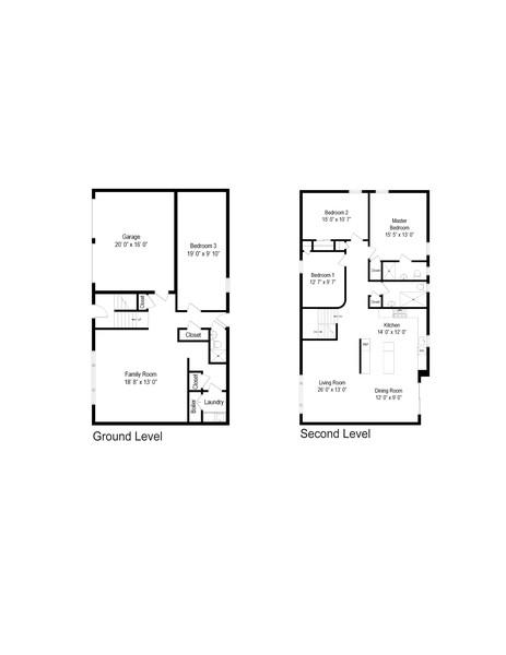 Real Estate Photography - 45 Fox Ln, Jericho, NY, 11735 - Floor Plan