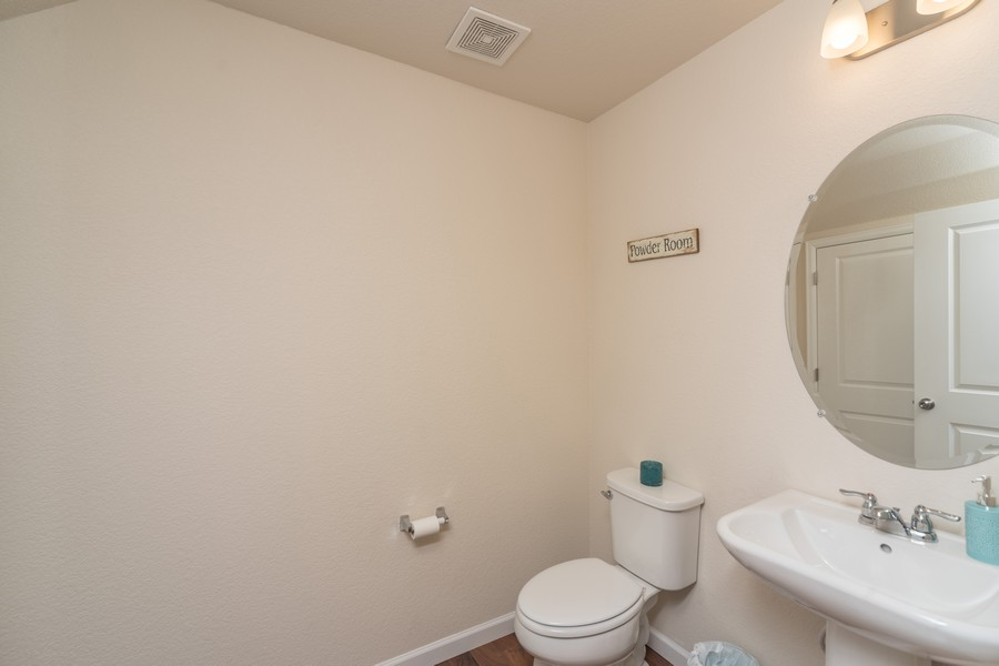 Real Estate Photography - 1824 S Buchanan Cir, Aurora, CO, 80018 - 3rd Bathroom