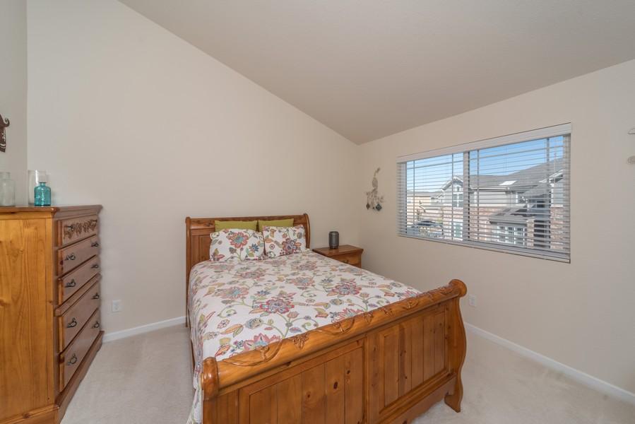 Real Estate Photography - 1824 S Buchanan Cir, Aurora, CO, 80018 - Master Bedroom