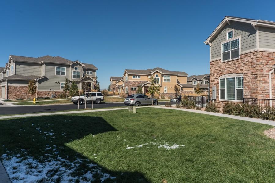 Real Estate Photography - 1824 S Buchanan Cir, Aurora, CO, 80018 - Courtyard