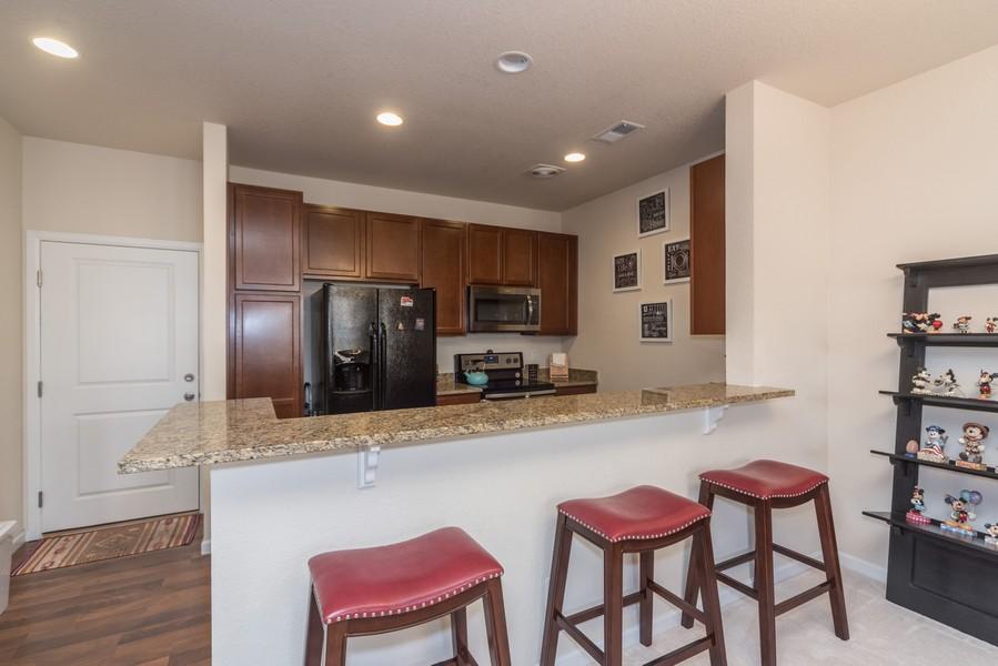 Real Estate Photography - 1824 S Buchanan Cir, Aurora, CO, 80018 - Kitchen