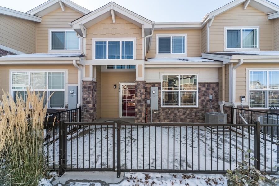 Real Estate Photography - 1824 S Buchanan Cir, Aurora, CO, 80018 - Front View