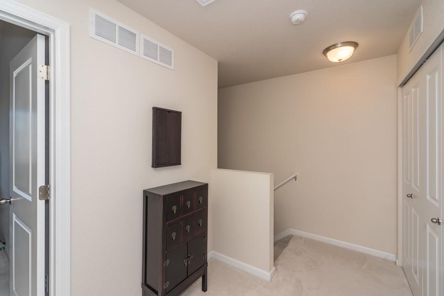 Real Estate Photography - 1824 S Buchanan Cir, Aurora, CO, 80018 - Hallway