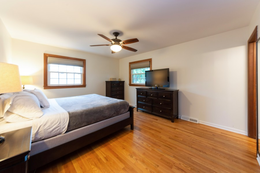 Real Estate Photography - 306 E. Clarendon, Arlington Heights, IL, 60004 - Master Bedroom