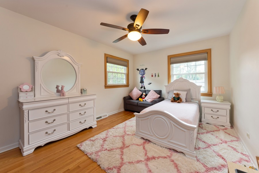 Real Estate Photography - 306 E. Clarendon, Arlington Heights, IL, 60004 - 2nd Bedroom