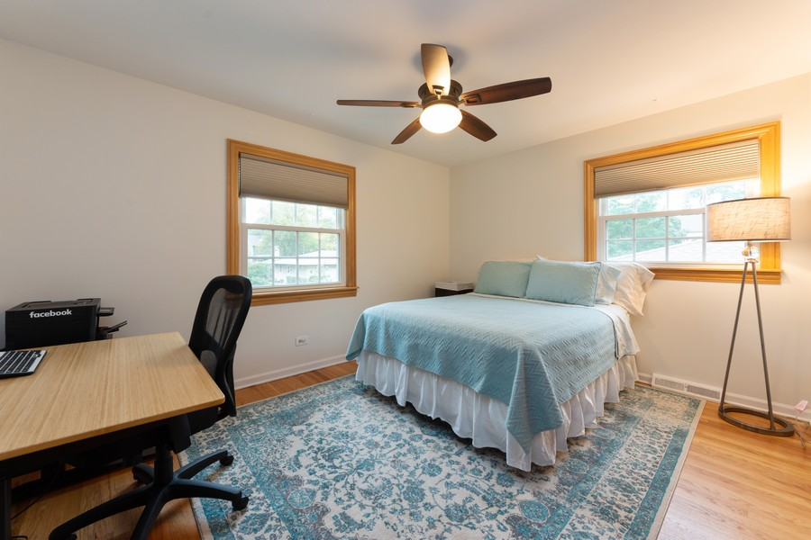 Real Estate Photography - 306 E. Clarendon, Arlington Heights, IL, 60004 - 3rd Bedroom