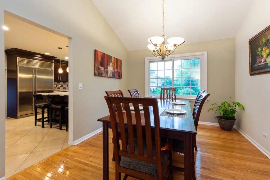 Real Estate Photography - 306 E. Clarendon, Arlington Heights, IL, 60004 - Dining Room