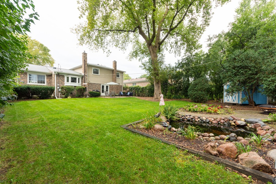 Real Estate Photography - 306 E. Clarendon, Arlington Heights, IL, 60004 - Rear View
