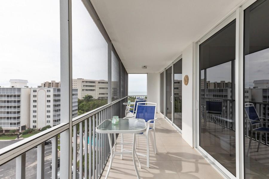 Real Estate Photography - 3 Bluebill Ave Unit 812, Naples, FL, 34108 - View