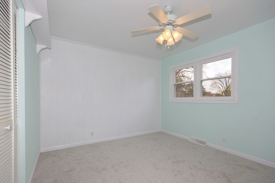 Real Estate Photography - 409 Shady Ln, Shorewood, IL, 60404 - 2nd Bedroom