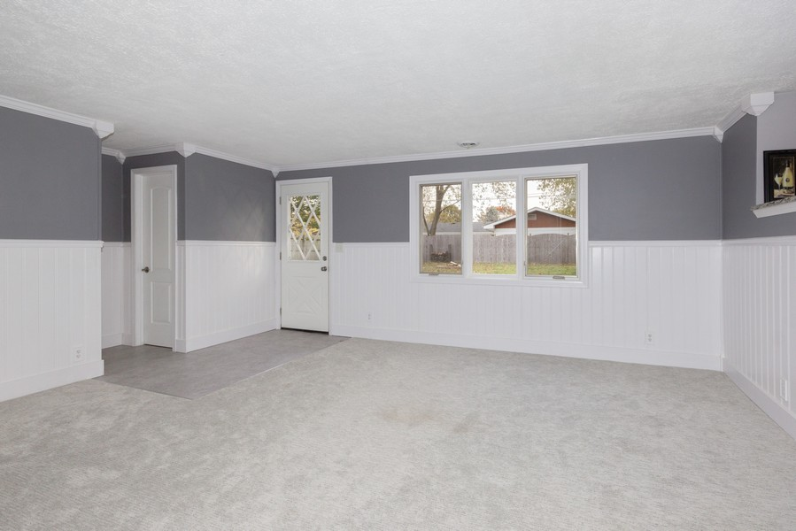 Real Estate Photography - 409 Shady Ln, Shorewood, IL, 60404 - Lower Level