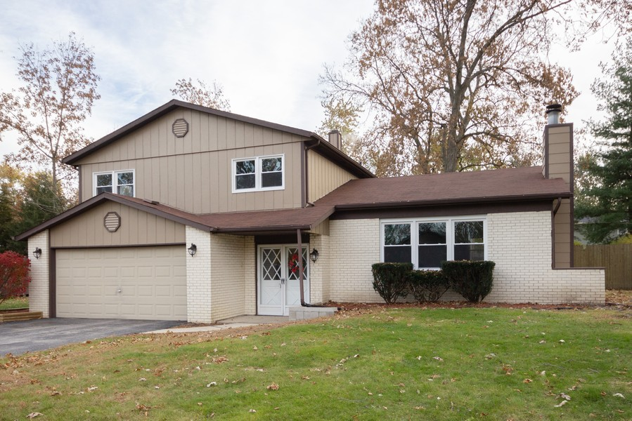 Real Estate Photography - 409 Shady Ln, Shorewood, IL, 60404 - Front View