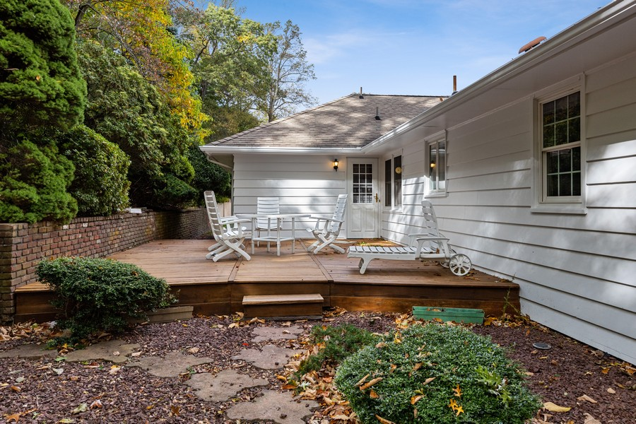Real Estate Photography - 6 Mandon Terrace, Hawthorne, NJ, 07506 - Deck