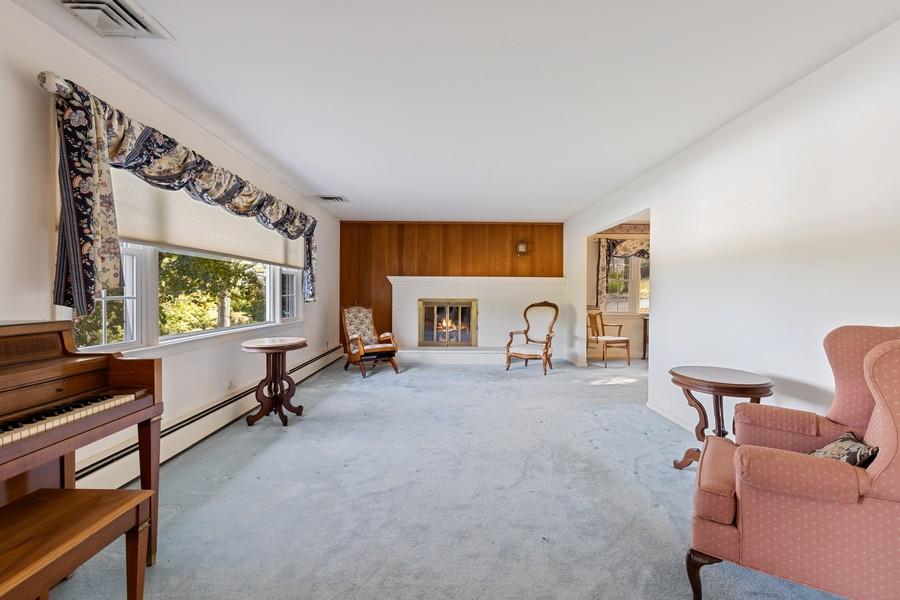 Real Estate Photography - 6 Mandon Terrace, Hawthorne, NJ, 07506 - Living Room