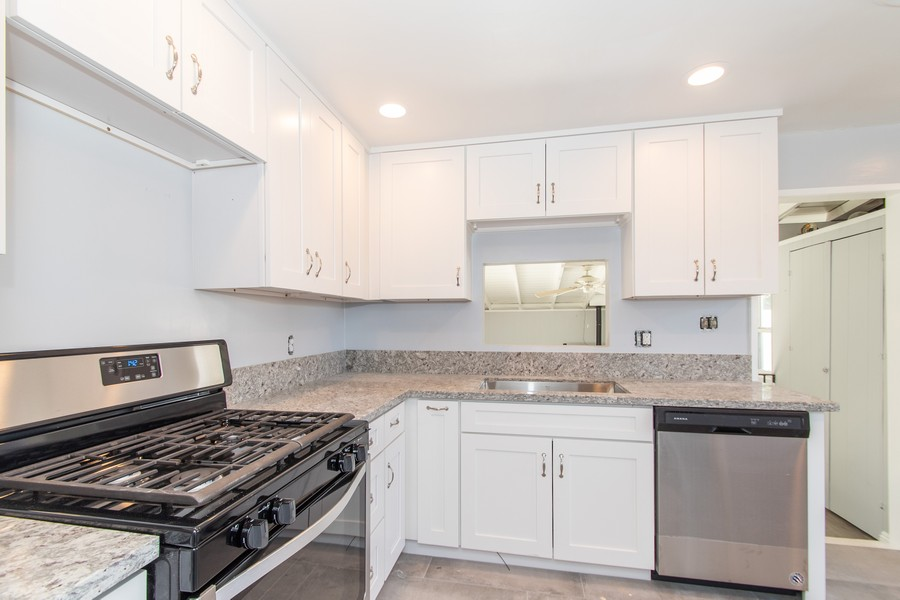 Real Estate Photography - 8926 Laurel Ave, Fontana, CA, 92335 - Kitchen