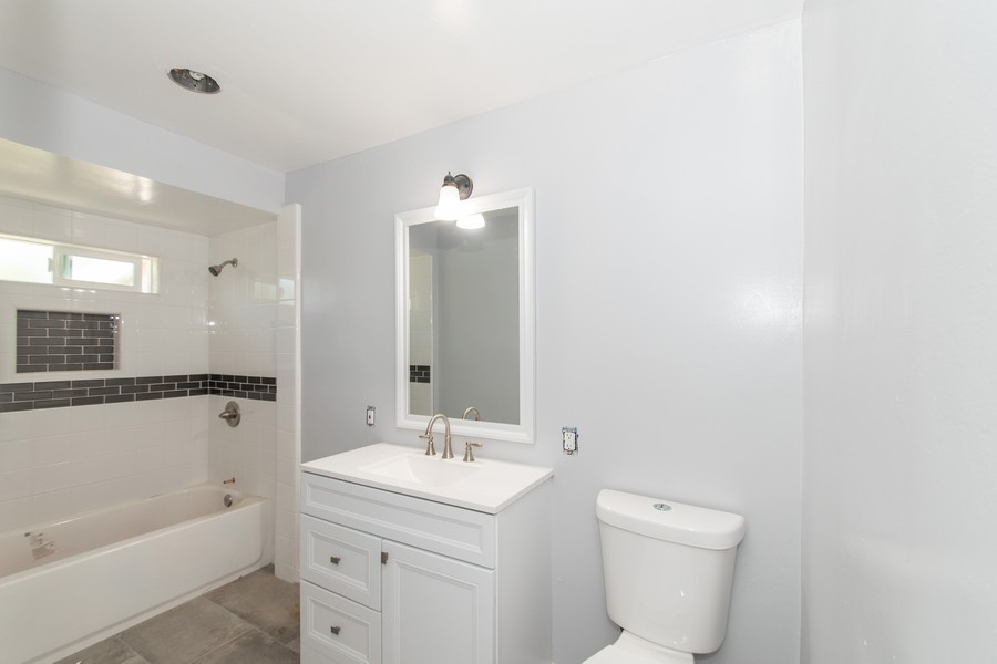 Real Estate Photography - 8926 Laurel Ave, Fontana, CA, 92335 - Bathroom