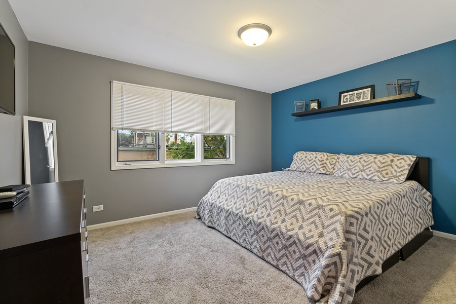Real Estate Photography - 8148 W 111th St, A1, Palos Hills, IL, 60465 - Master Bedroom