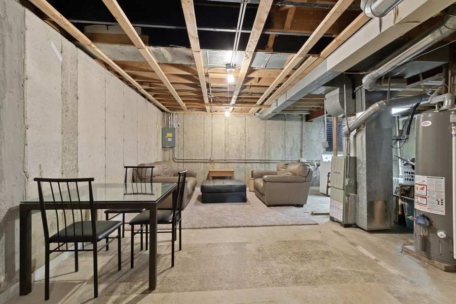 Real Estate Photography - 8148 W 111th St, A1, Palos Hills, IL, 60465 - Basement