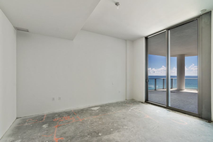 Real Estate Photography - 17475 Collins Ave, Unit 1501, Sunny Isles Beach, FL, 33160 - 4rd Bedroom