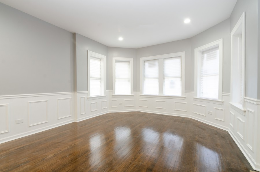 Real Estate Photography - 8223 S Chappel Ave, Chicago, IL, 60617 - Living Room