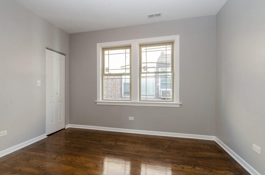 Real Estate Photography - 8223 S Chappel Ave, Chicago, IL, 60617 - Bedroom