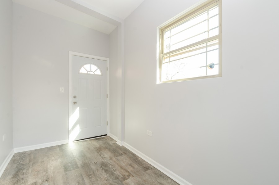 Real Estate Photography - 8223 S Chappel Ave, Chicago, IL, 60617 - Mudroom