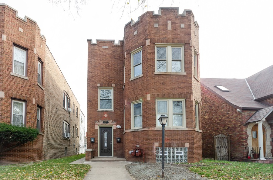 Real Estate Photography - 8223 S Chappel Ave, Chicago, IL, 60617 - Front View