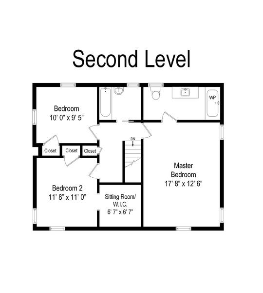 Real Estate Photography - 15 Yorktown Road, East Setauket, NY, 11733 - Floor Plan