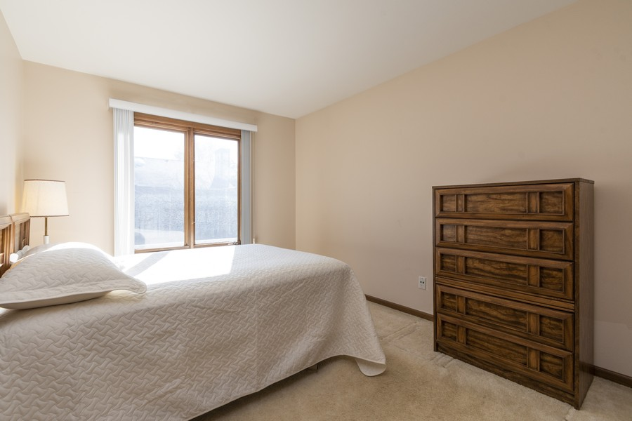 Real Estate Photography - 17595 Windsor Parkway, Tinley Park, IL, 60487 - 2nd Bedroom
