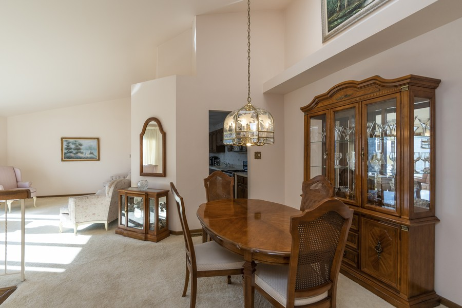 Real Estate Photography - 17595 Windsor Parkway, Tinley Park, IL, 60487 - Dining Room